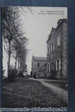 Postcard antique PARAY THE MONIAL - Exterior Chapelle St. Clair