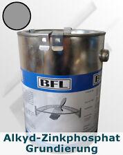 15 kg Alkyd-Zinkphosphat-Grund Grau, haftstarker Rostschutz  7,28 €/kg