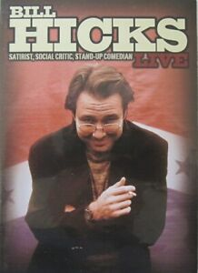 BILL HICKS LIVE  -  DVD