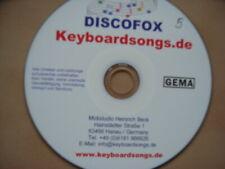 Keyboardsongs für Tasteninstrumente