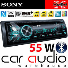 SONY MEX-N6000BD 55x4 Watts DAB Radio Bluetooth CD MP3 USB AUX reproductor estéreo de coche