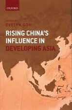 La hausse l'influence de la Chine dans l'Asie en développement par Oxford University Press...