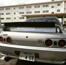Nissan Skyline R32 GTR ROCKET DANCER REAR SPOILER WING FUJIMURA STYLE CARBON
