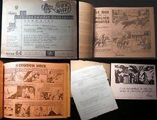 1964 FAUT-IL BRULER LES COMIC-BOOKS? + BULLETIN DU CLUB DES BANDES DESSINEES