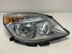 2007-2009 OEM Saturn Aura passenger side right hand halogen headlight