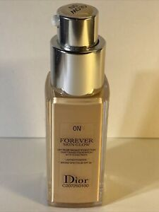 Christian Dior Forever 24H Wear High Skin GLOW FOUNDATION #ON 20ml *TST* NEW