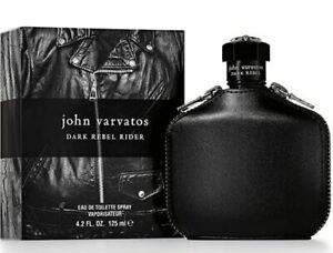 John Varvatos Dark Rebel Rider 125ml EDT Mens 100% Genuine (New)