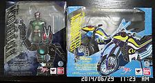 2014 Bandai S.H.Figuarts Kamen Masked Rider Black RX Acrobatter Chogokin Popy NY