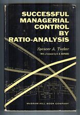 Successful Managerial Control by Ratio-Analysis - Spencer A. Tucker, McGraw Hill