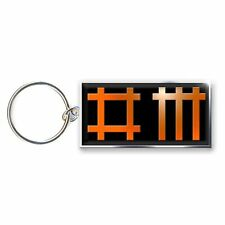 Depeche Mode Keyring Keychain band Logo Official metal One Size