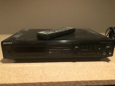 Sony Mds-Je510 Minidisc player/recorder