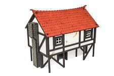 WWG Medieval Town Baker's House – 28mm Fantasy Wargame Terrain Model Diorama