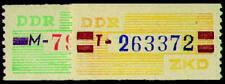 DDR Dienst B Nr. 24-25 postfrisch **