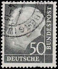 Scott # 714 - 1954 - ' Theodor Heuss '