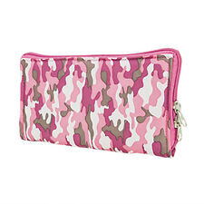 VISM NcSTAR Padded Range Bag Insert Handgun Storage Pistol  Case  Pink Camo