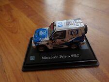 1/72 CARARAMA CLASSIC MITSUBISHI PAJERO WRC #201 DAKAR RALLY MODEL CAR