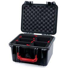 Black & Red Pelican 1300 case with TrekPak.