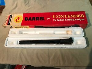 "Thompson Center, contender,  357 Rem Max 10"" barrel with sights & box"