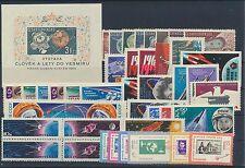 Weltraum kleine postfrische Sammlung Teil 6 ....................................