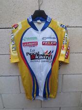 Maillot cycliste La PASCAL RICHARD Atlanta 96 UCI Golden Bike shirt jersey L