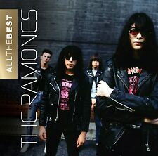 The Ramones All The Best CD NEW SEALED Rockaway Beach/Pet Semetary+
