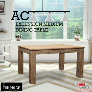 AC Extendable Medium Dining Table Change Convertable