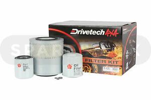 Sakura 4x4 Filter Service Kit DT-FLT12