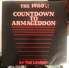 The 1980's: Countdown To Armageddon, Hal Lindsey, 12� Lp Vinyl Record, 1980