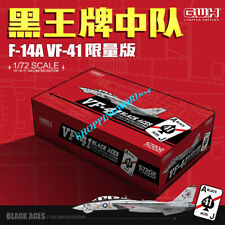 Great Wall Hobby S7202 1/72 VF-41 BLACK ACES F-14A LIMITED EDITION 2020 NEW