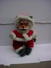 Robert Raikes Signed Santabear 1992 Fifth Christmas Edition 1992 NIB