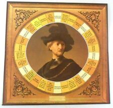 1970 Parker Brothers Masterpiece Art Game Replacement Board Only Piece