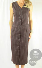 Stripes Work Dry-clean Only Dresses for Women