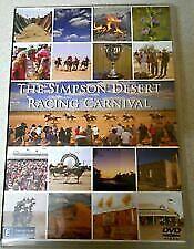 The Simpson Desert Racing Carnival DVD NEW