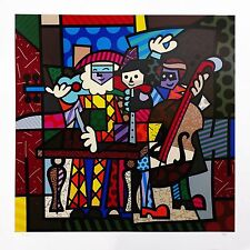 "ROMERO BRITTO ""SPANISH SENSATION"" 2003 