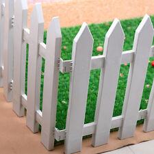 White Plastic Fence 35*50CM Parterre Gardens Nursery Garden Supplies Planter