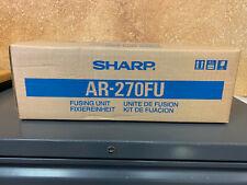 NEW SHARP AR-270FU FUSING UNIT 110V AR270FU