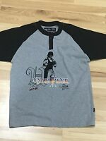 The Undertaker XL Button Up T Shirt WWE WWF Wrestling Wrestlemania Royal Rumble