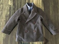 Abercrombie and Fitch Toddler Boys Pea Coat