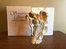 "Seraphim Classics Sabrina ""Eternal Guide"" #78046 Angel Figurine by Roman, Inc"