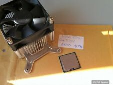 Intel CPU Dual Core e2140 1600mhz lga775 1mb FS avec ventilateur, 100% ok, e-2140 CPU