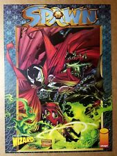 Spawn Image Comics Poster by Todd McFarlane