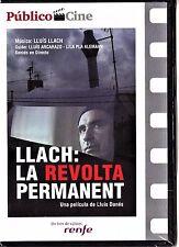 Cine Público: LLACH: LA REVOLTA PERMANENT de Lluís Danés. Edición de diarios.