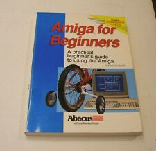 Excellent Commodore Amiga Computer Book for Beginners