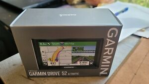 """Garmin 52 DriveSmart  5"""" GPS System with Real-Time Traffic"""