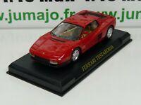 FER30G voiture 1/43 IXO altaya : FERRARI TESTAROSSA