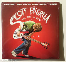 Scott Pilgrim vs The World OST Red Vinyl LP OOP - SEALED and NEW