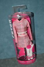 Barbie FASHION FEVER Quilted Pink Outfit MIB