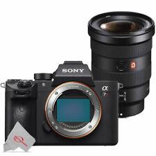 Sony Alpha a7R III Mirrorless Digital Camera with FE 16-35mm f2.8 GM Lens Bundle
