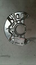 TOYOTA AVENSIS T25 03 - 08 FRONT BRAKE DISC SHIELD RIGHT HAND BRAKE GUARD NEW