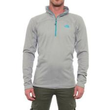 The North Face Men 100 Cinder 1/4 Zip Pullover Softshell Size S